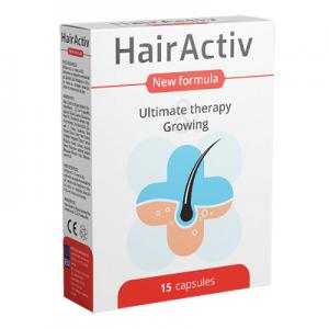HairActiv capsule - ingrediente, compoziţie, cum să o ia, cum functioneazã, contraindicații, prospect, pareri, forum, preț, de unde să cumperi, farmacie, comanda, catena - România