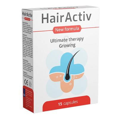 HairActiv capsule – ingrediente, compoziţie, cum să o ia, cum functioneazã, contraindicații, prospect, pareri, forum, preț, de unde să cumperi, farmacie, comanda, catena – România