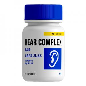 Hear Complex capsule - ingrediente, compoziţie, cum să o ia, cum functioneazã, prospect, pareri, forum, preț, de unde să cumperi, farmacie, comanda, catena - România