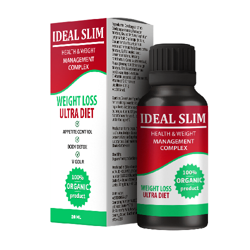 Ideal Slim picături – ingrediente, compoziţie, cum să o ia, cum functioneazã, prospect, pareri, forum, preț, de unde să cumperi, farmacie, comanda, catena – România