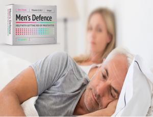Men's Defence capsule, ingrediente, compoziţie, cum să o ia, cum functioneazã, efecte secundare, prospect