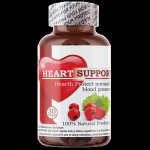 Heart Support capsule - ingrediente, compoziţie, prospect, pareri, forum, preț, farmacie, comanda, catena - România