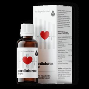 Cardioforce picături - ingrediente, compoziţie, prospect, pareri, forum, preț, farmacie, comanda, catena - România