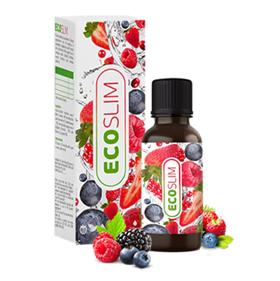 Eco Slim picături - ingrediente, compoziţie, prospect, pareri, forum, preț, farmacie, comanda, catena - România