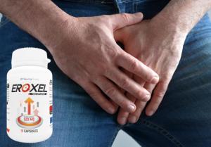 Eroxel capsule, ingrediente, compoziţie, cum să o ia, cum functioneazã, efecte secundare, prospect